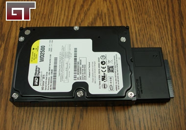 Western Digital WD2500KS SATA