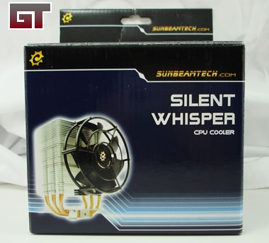 Sunbeam Silent Whisper Packaging